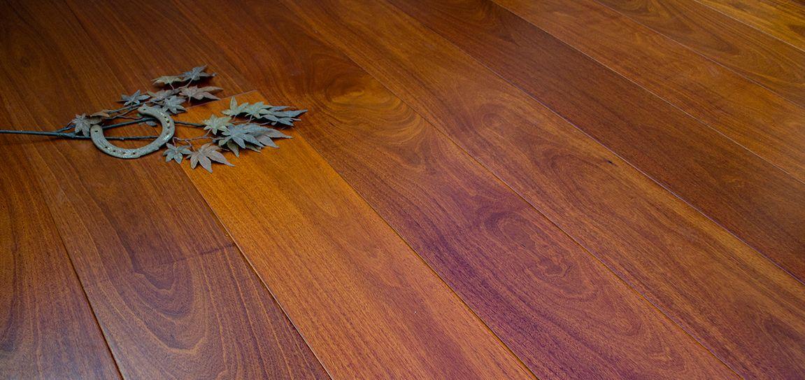 Santos Mahogany Flooring 7 Wide Exotics By The Garrison