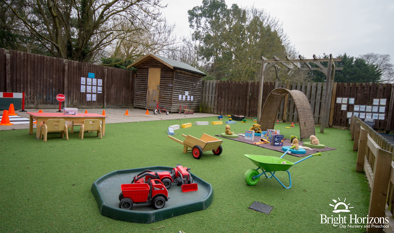 Bright Horizons Wolfson Court Nursery In Cambridge Is
