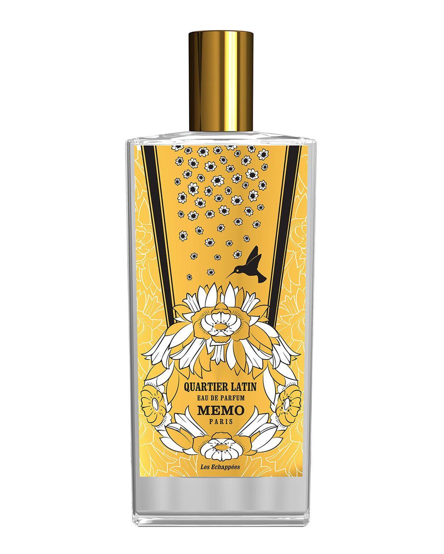 Memo Fragrances Quartier Latin Eau de Parfum Spray, 75 mL