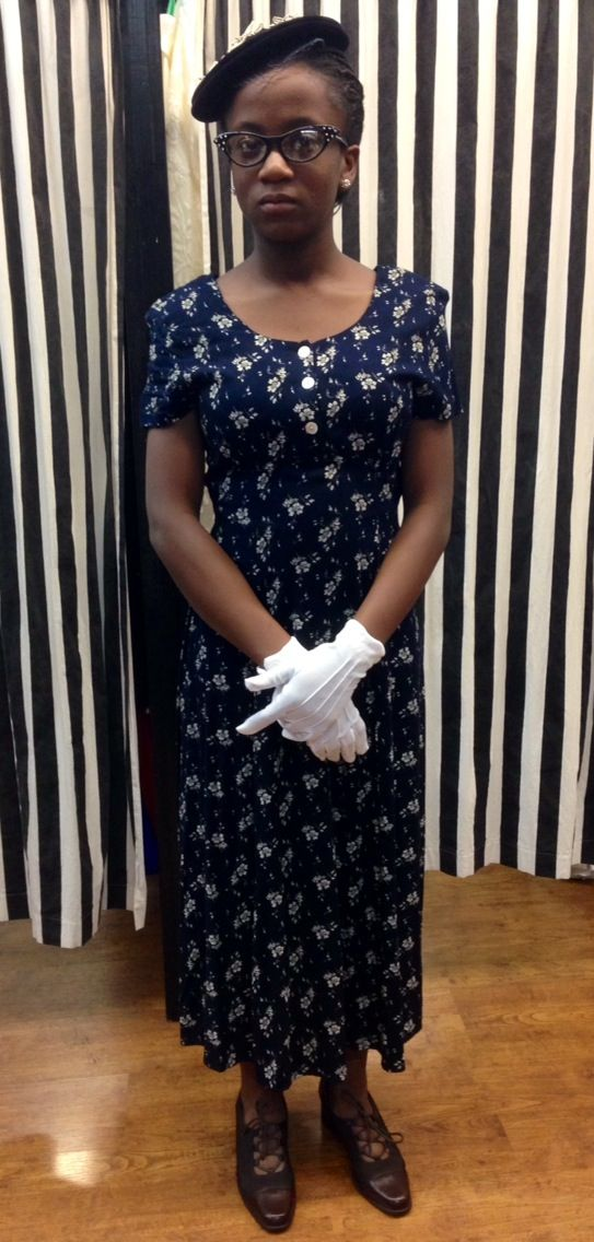 Rosa Parks 1950s Costumes Black History Month Important Historical Figures