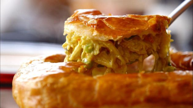 Chicken Pie Recipe Recipes Pinterest Chicken Pie And Recipes
