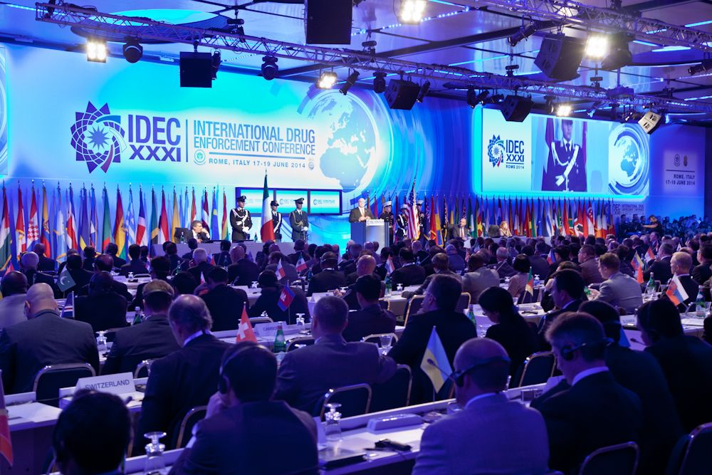 IDEC XXXI - International Drug Enforcement Conference ...