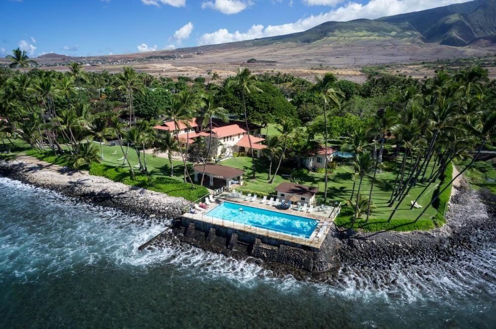 Puamana Vacation Rentals Maui Puamana Vacations