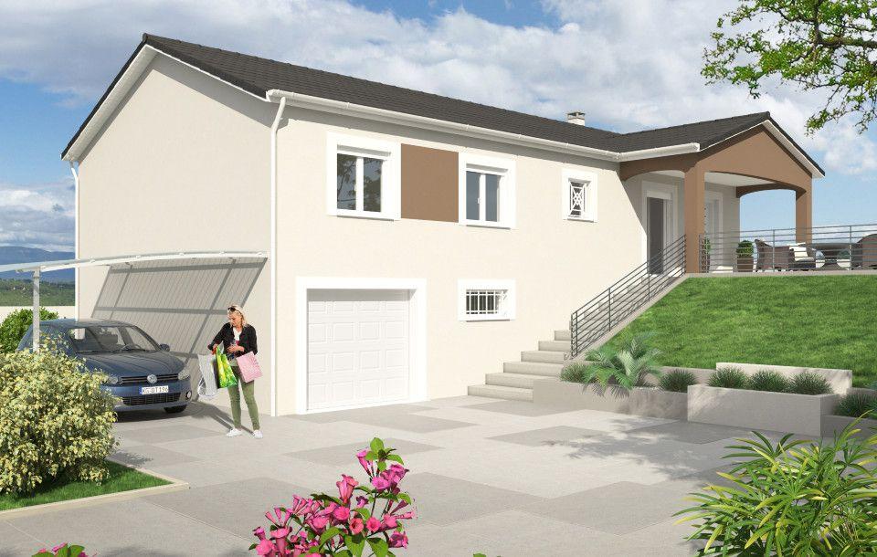 Free Maison Sur Sous Sol Complet Rhne Ain Isre Toits De For Neuve Avec Photos | Debi-august.com ...
