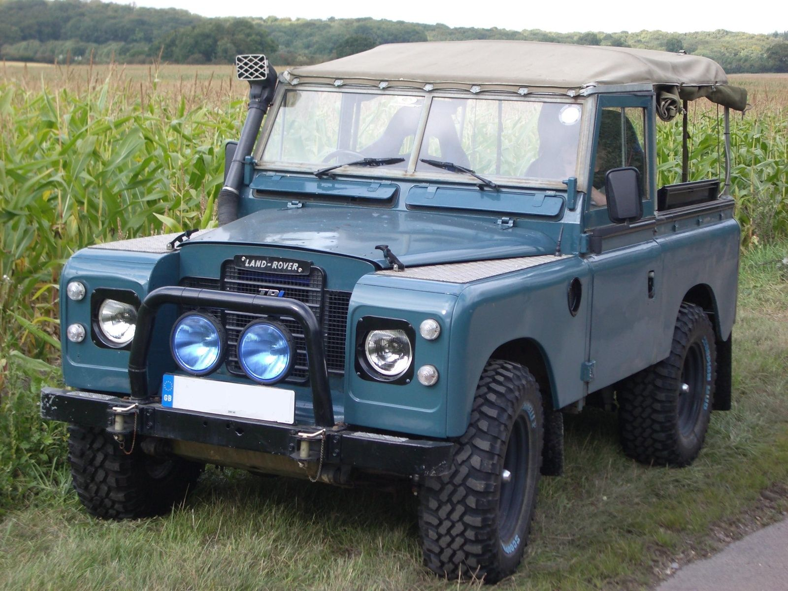 land rover series photo 12 off the road pinterest land rovers land rover defender and 4x4. Black Bedroom Furniture Sets. Home Design Ideas