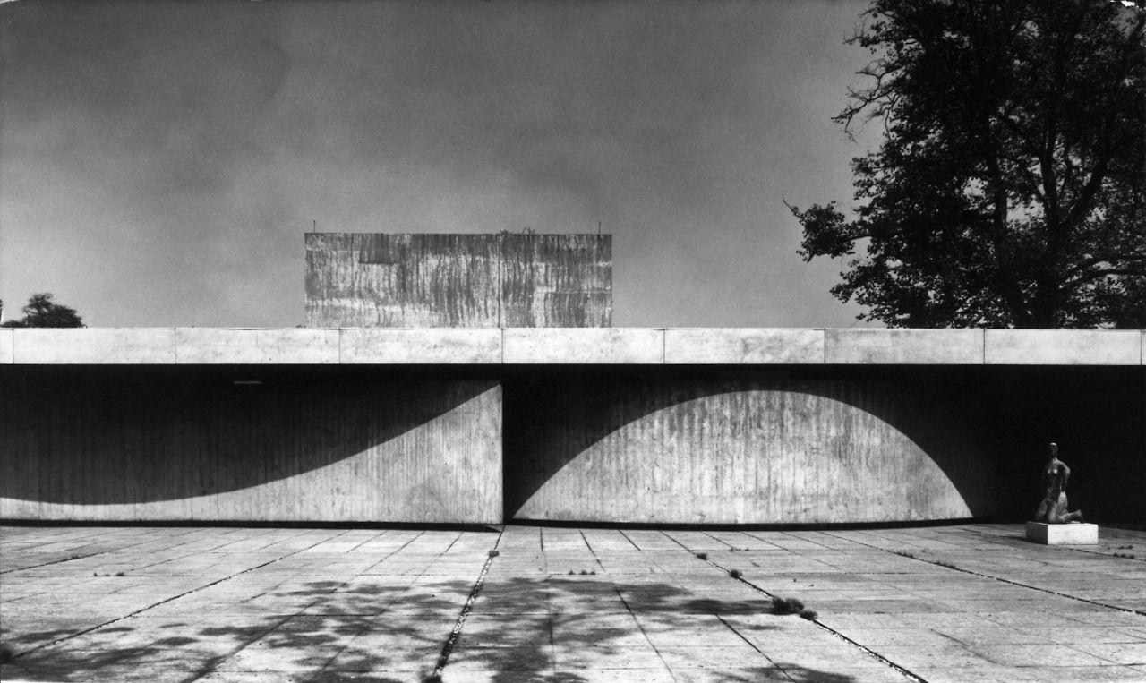 Manfred Lehmbruck - Lehmbruck Museum,Duisburg 1964