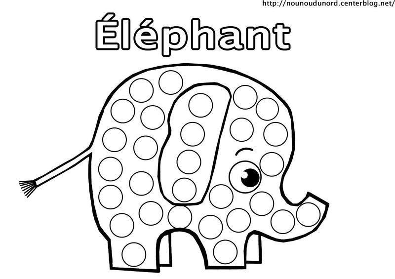 Épinglé par Chantale sur Elmer | Coloriage elephant, Coloriage elmer et Gommette