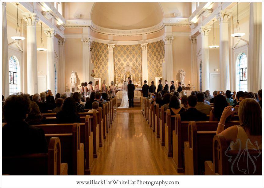 Hna Chapel Wedding The Whole Scene