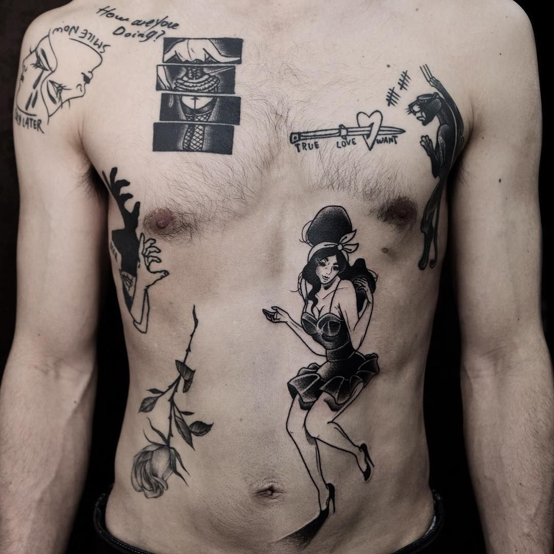 120+ Best American Traditional Tattoo Designs & Meanings