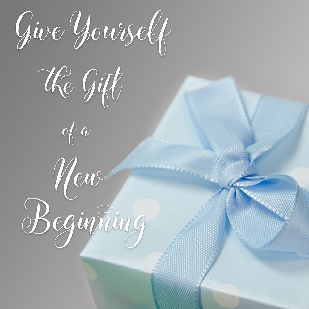 How to give yourself a gift