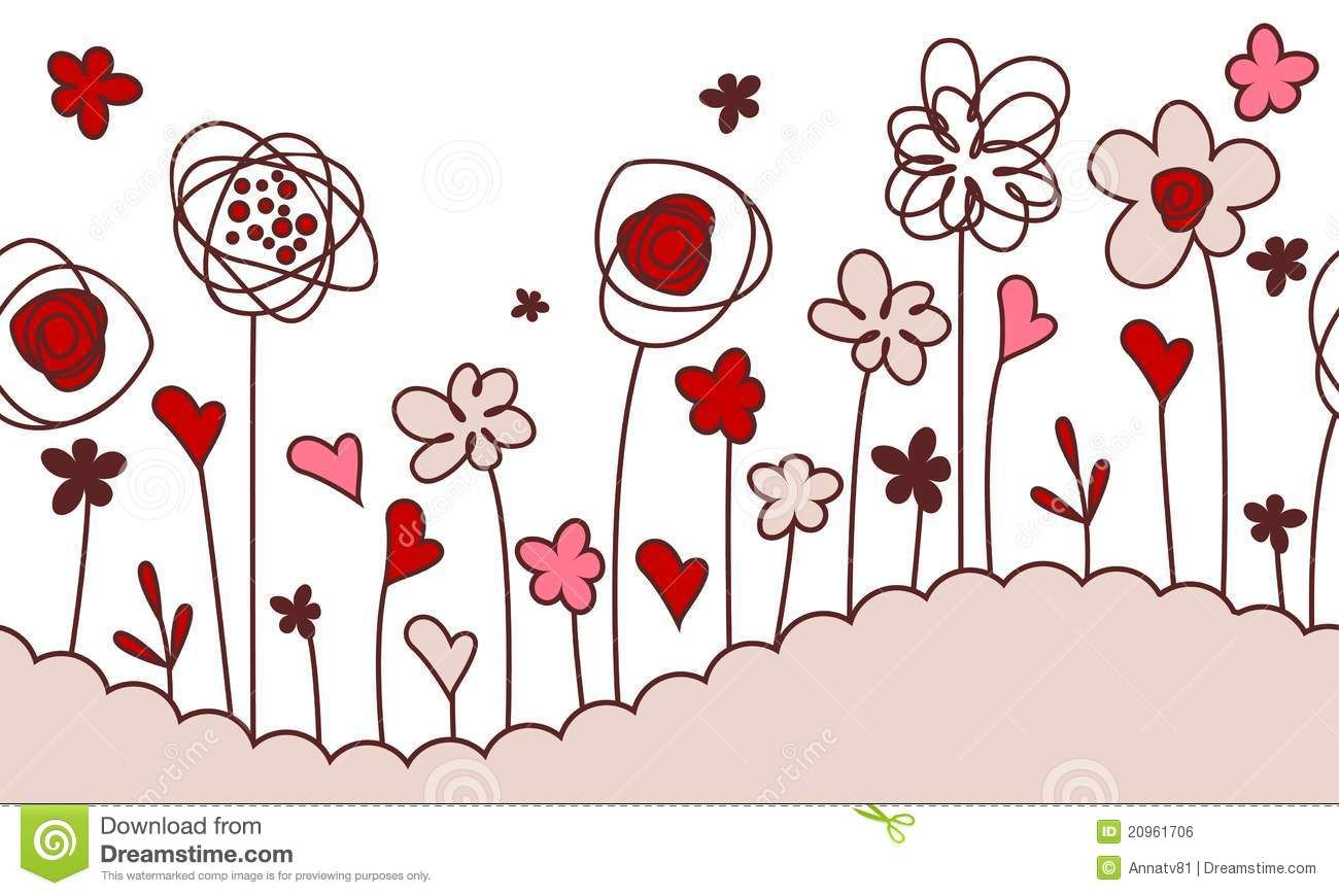 Risultati immagini per quadri con fiori stilizzati | Amore | Disegno ...
