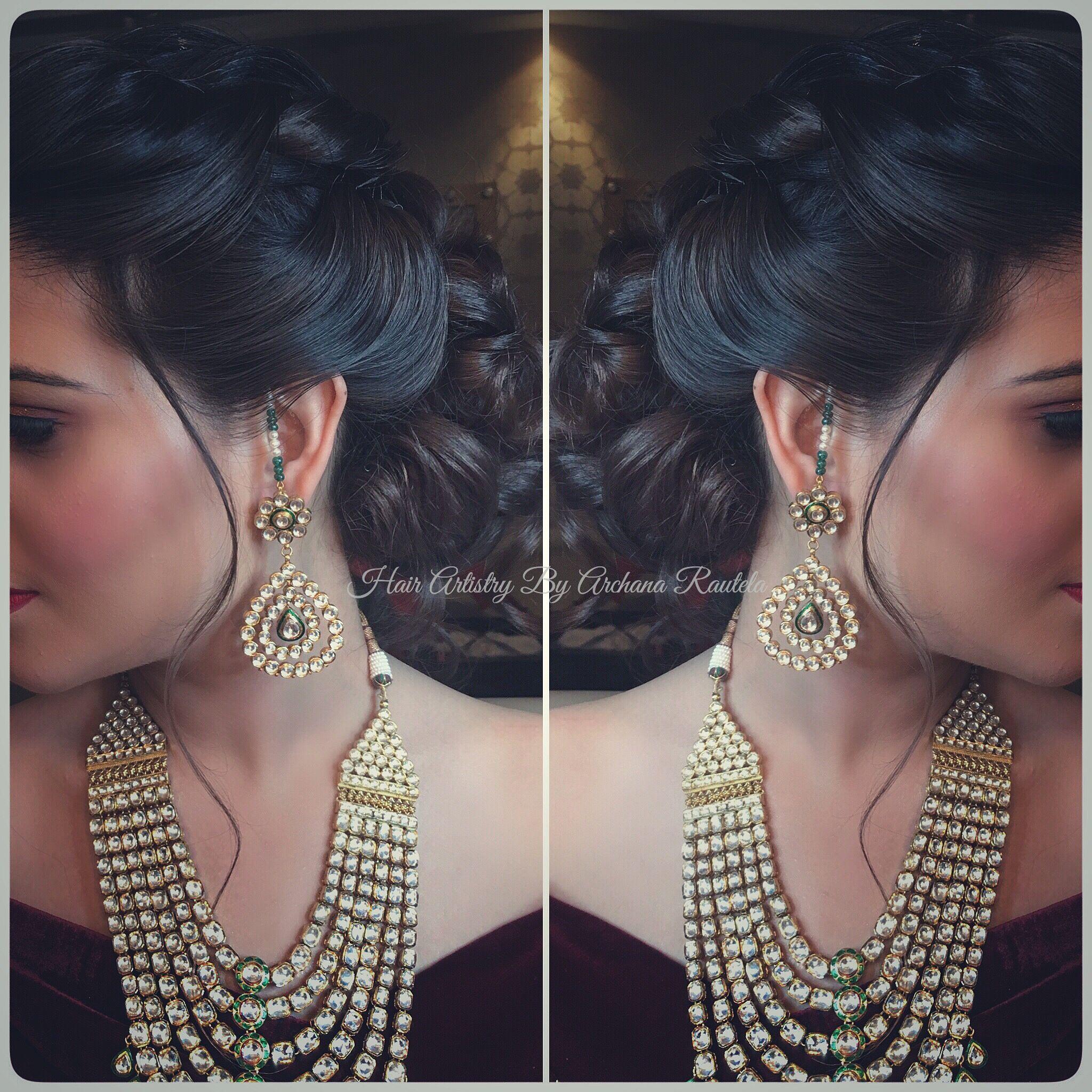 Hair curves hair artistry by archana