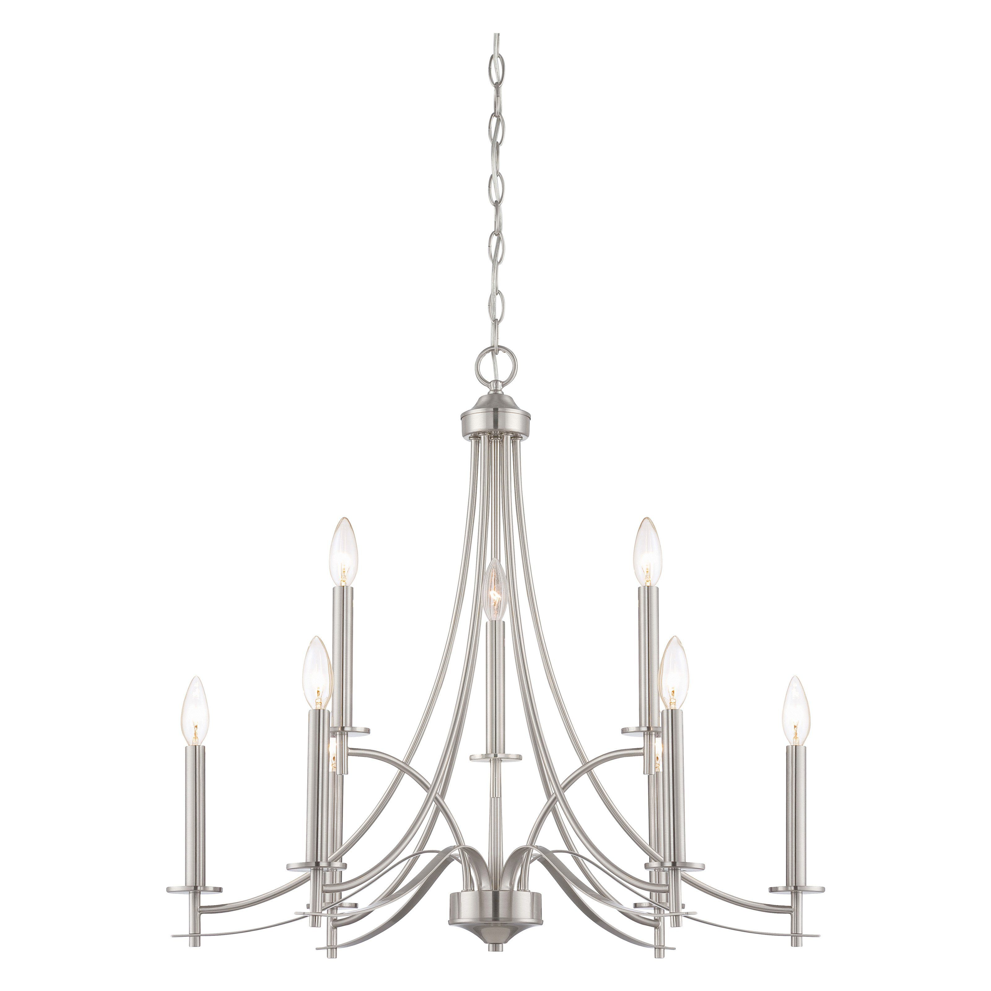 Designers Fountain Cassina 86989 9 Light Chandelier | from hayneedle.com