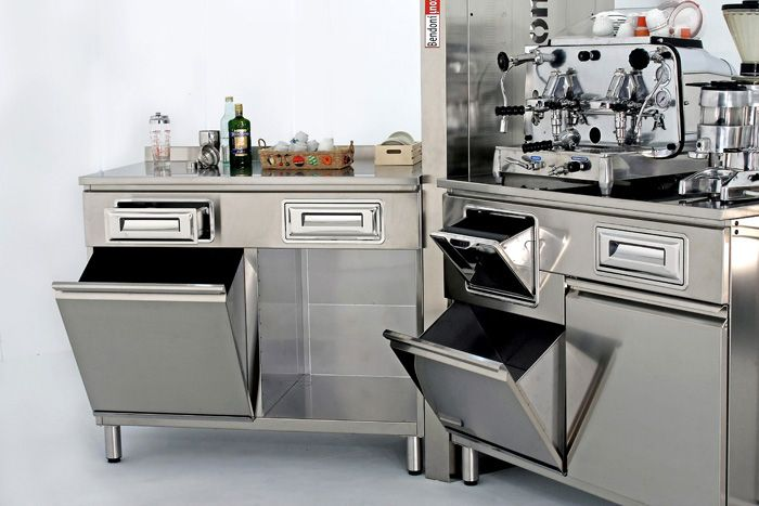 Mobili Acciaio ~ Coffee machines and stainless steel furnitures macchine da caffè