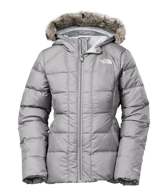 ad8ca0f2a Girls' gotham down jacket | Kids Clothes | Jackets, North face girls ...
