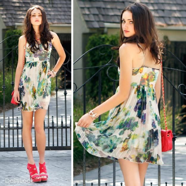 Best 25 Watercolor Dress Ideas On Pinterest Fancy Dress