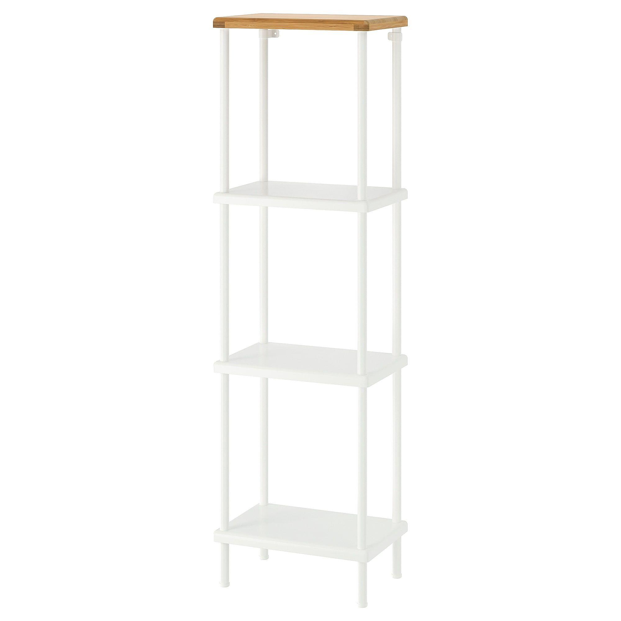 Dynan Regal Weiss Bambusm Regal Weiss Regal Und Ikea