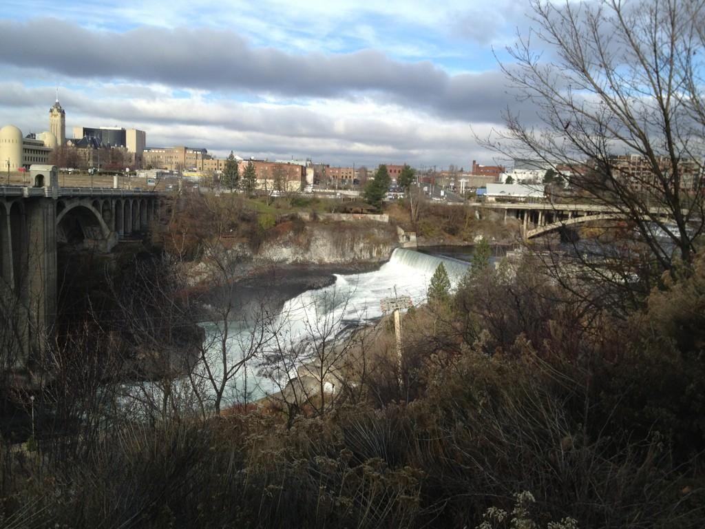 Spokane Falls. Miss this place. Spokane falls, Favorite