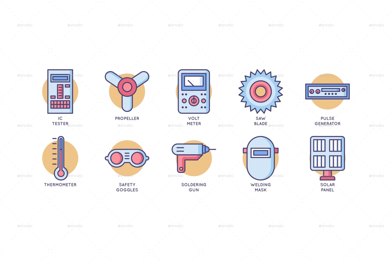 Engineering Icons Design Engineering, Design, Technology