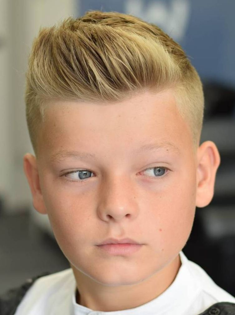 40 Excellent School Haircuts For Boys Styling Tips Haircut
