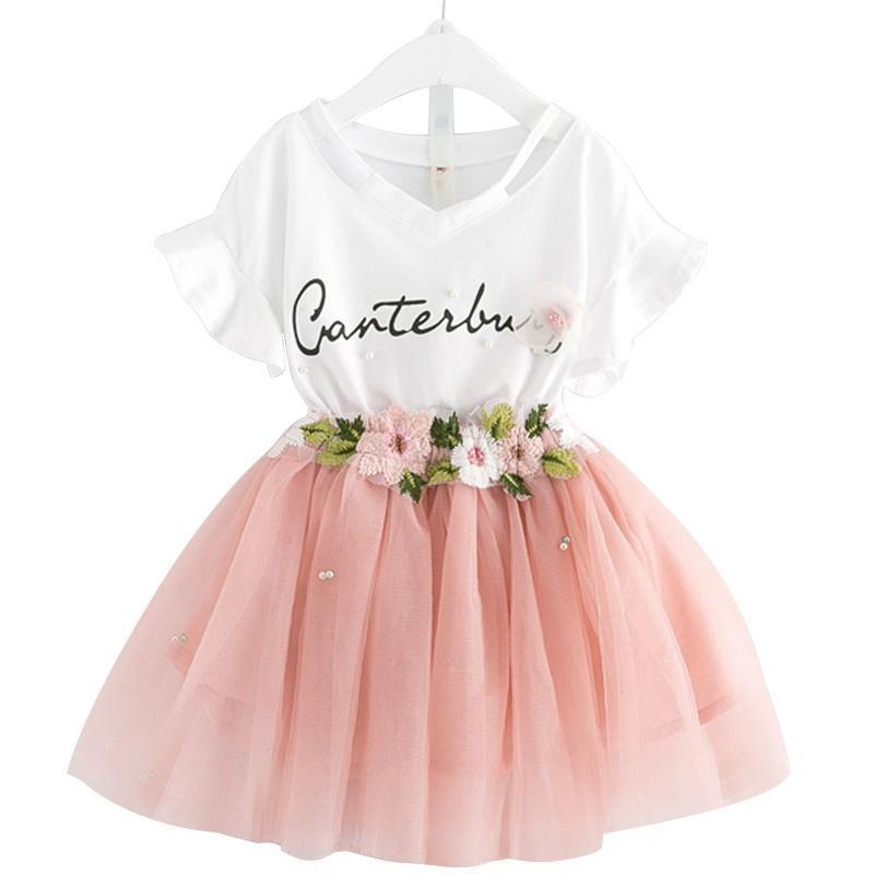 df70fb787be4f Children Clothing Sets Baby girls suit Girl Clothing Sets 2pcs set ...