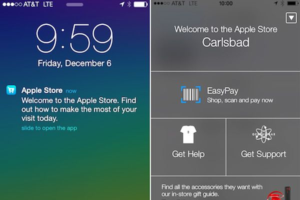 5 Key Elements Of User Friendly Notifications Apple Store Digital Design Trends Ibeacon Technology