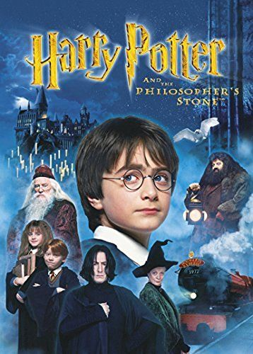Harry Potter And The Philosopher S Stone Amazon Video Daniel Radcliffe Harry Potter Dvd Harry Potter Movies Harry Potter Film