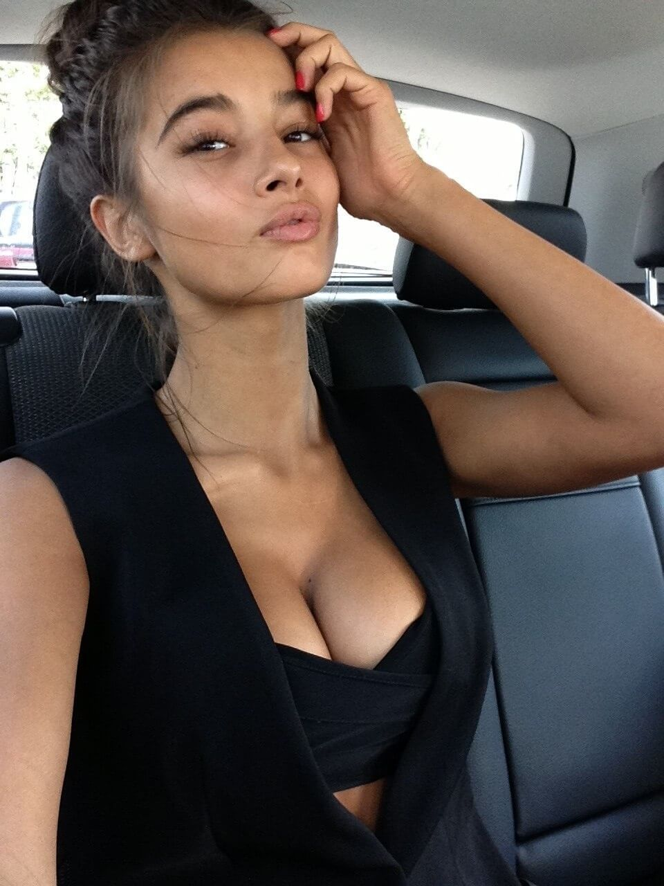 Stories About Her Tits Were Barely Contained My Inch Cock