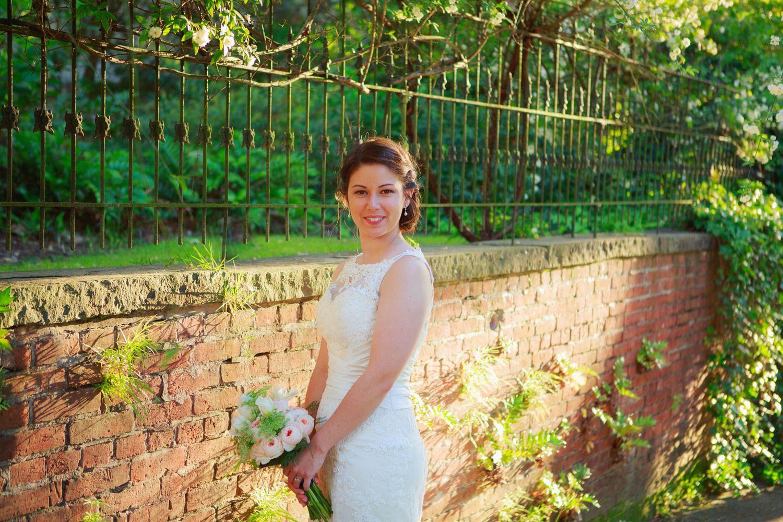Wilmington, NC 128 South Wedding  Gorgeous bride!