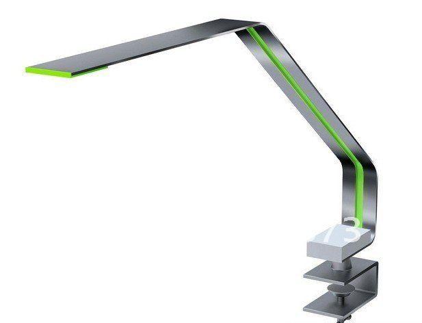 Delightful Touch Desk Clamp Lamp, LED Desk Lamp, 7