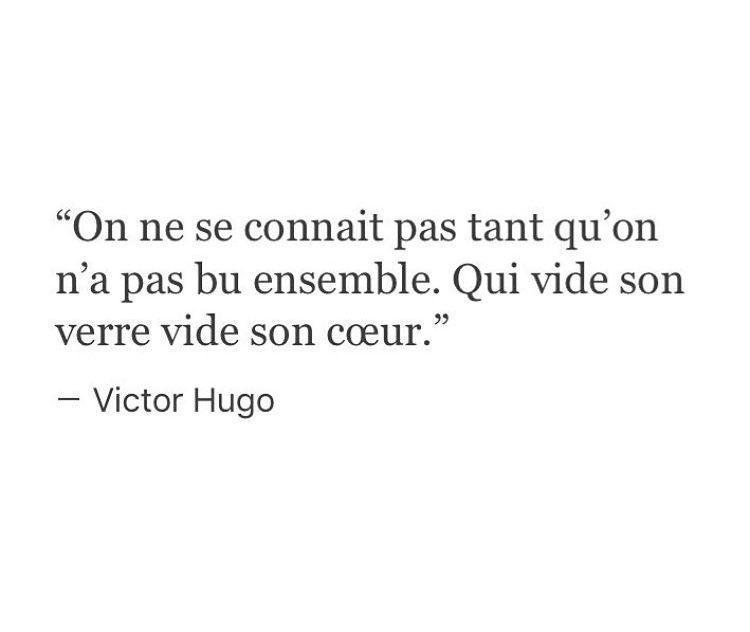 Epingle Par Maud Sur Mots Et Maux Belles Citations Citations Victor Hugo Citation