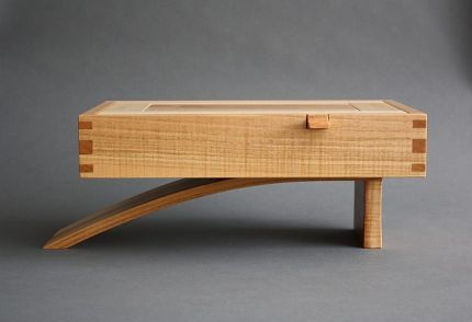 Cantilever Jewelry Box Reader S Gallery Fine Woodworking Boxes