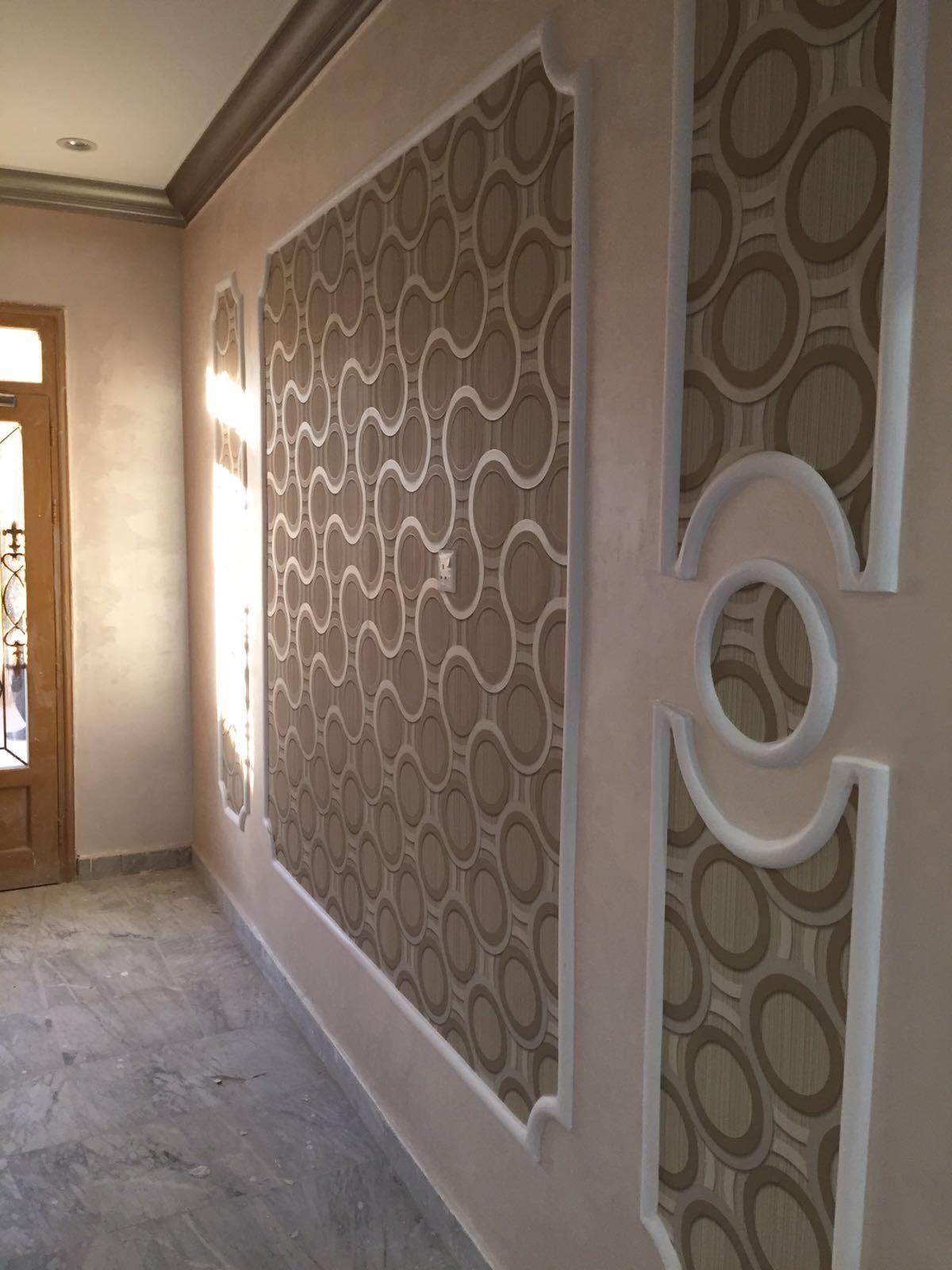 اصباغ الكويت 55050048 ورق جدران بالكويت جبس بورد بالكويت Door Glass Design Ceiling Design Decor