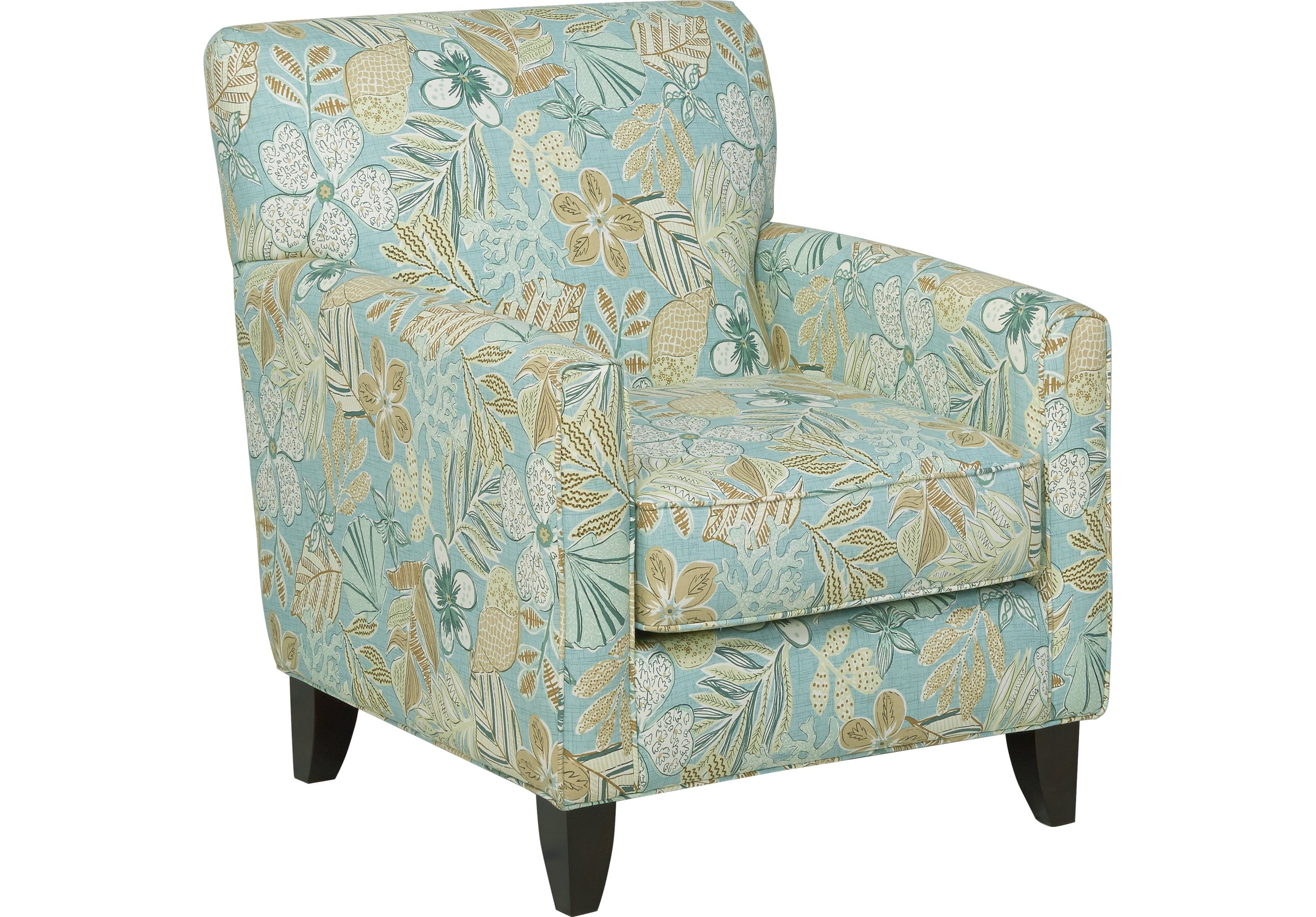coastal grove accent chair  accent chairs green