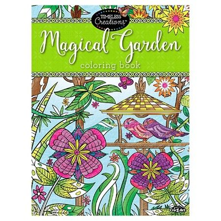 Cra-Z- Art Timeless Creations Adult Coloring Books : Target ...