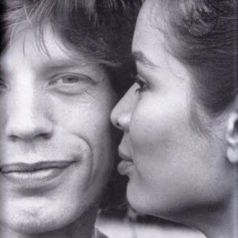 ICONIC LOVERS 28. Mick & Bianca.  Erano la coppia più bella del mondo. Io ho sempre voluto essere lei e tu non potresti che essere lui. Buon Compleanno.