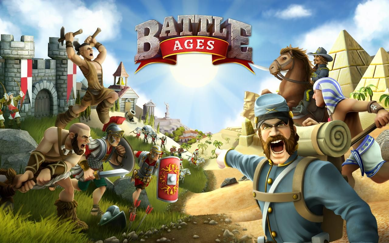 Battle Ages MOD APK is all about online city building game