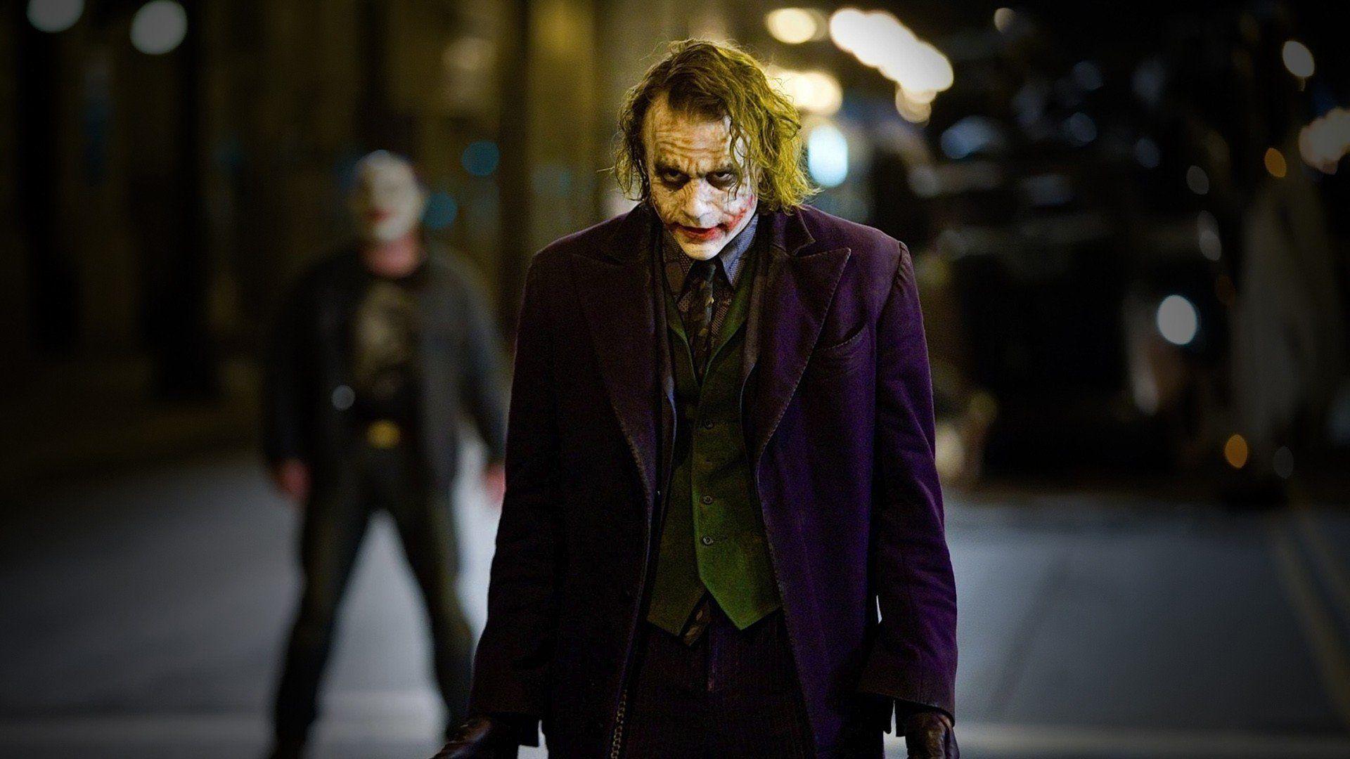 Joker Dark Knight Wallpapers Movies Wallpaper