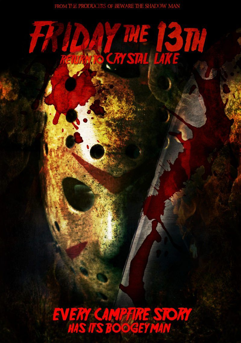 First image of jason from friday the 13th fan film