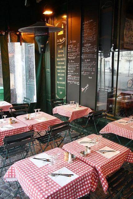 Cafe Dekorasyon Fikirleri Cafe Decoration Paris Cafe