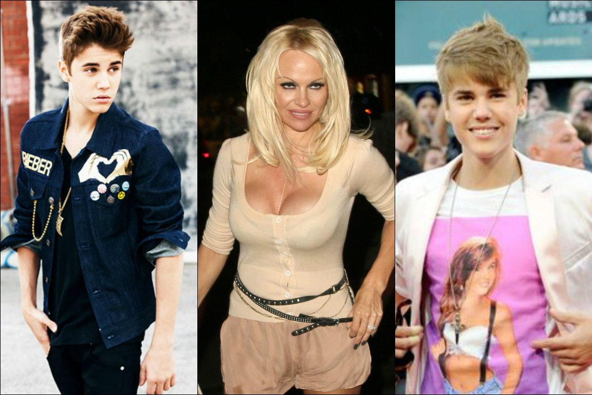 Singer Justin Bieber is reportedly looking for a relationship with actress  Pamela Anderson following his split