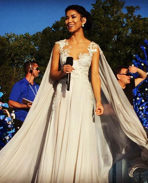 Jhene Aike Prom Dress Fashion