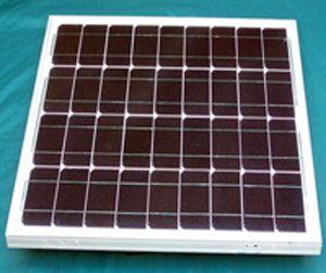 40 Watt Solar Panel : RV Solar Systems for Caravans Motorhomes and Marine Craft