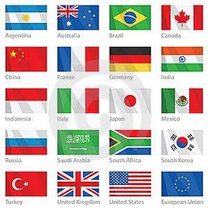 List Of All 20 G20 Countries Argentina Australia Brazil Canada China France Germany India Indonesia Italy Japan M Country Russia Saudi Arabia Sundar