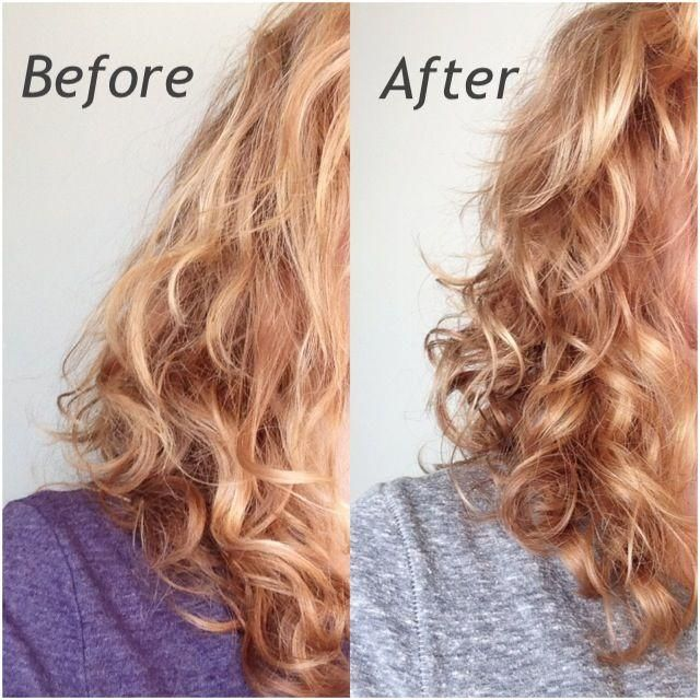 Home Made Hair Reconstructor. Healthy, Beautiful, Soft Hair!
