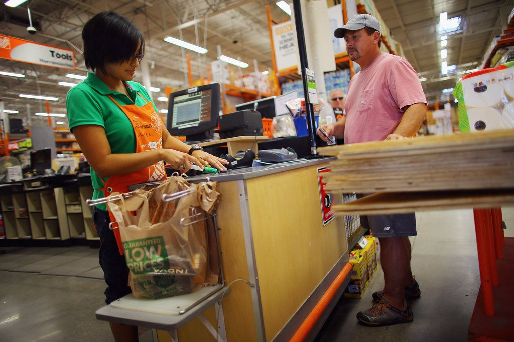 ExEmployees Say Home Depot Left Data Vulnerable Home