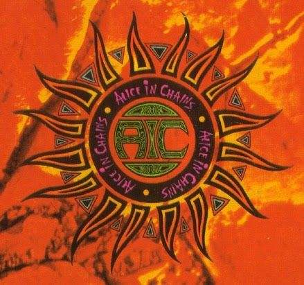 Layne Staley Designed The Alice In Chains Sun Logo For Inlay Of
