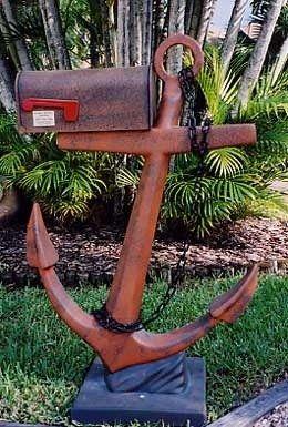 Garden Anchor