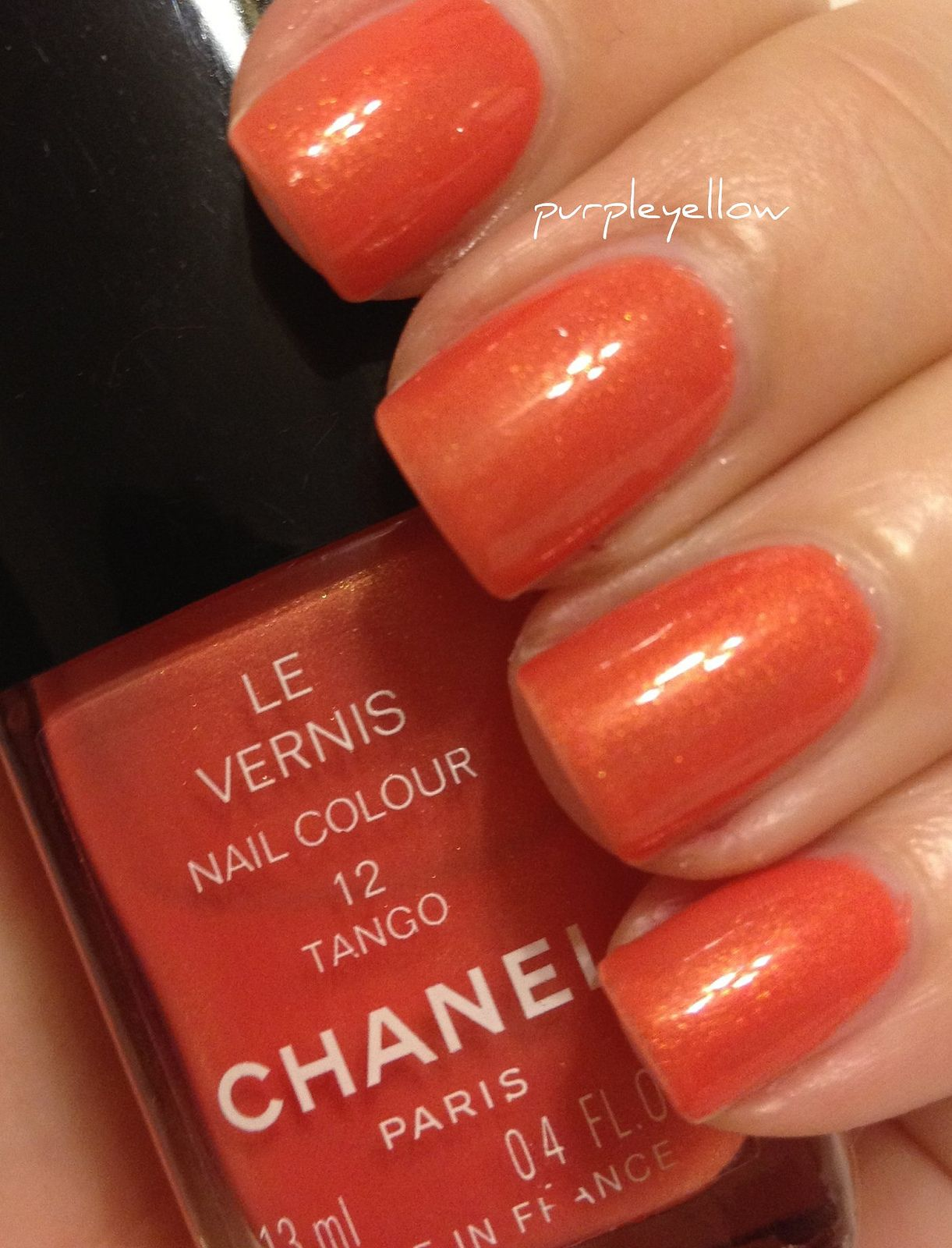 Chanel - Tango 12: purchased as new on eBay. Never used. Has lid, no ...