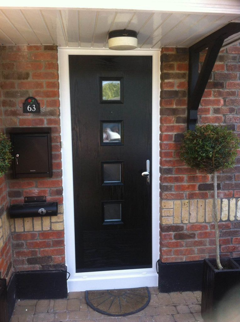 Front doors & We fit supply u0026 install Apeer Doors. Apeer composite doors are an ... pezcame.com